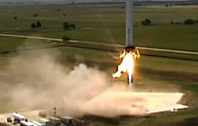 SpaceX's Grasshopper rocket completes lateral maneuver