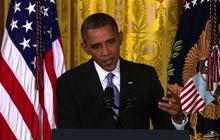 """Obama: Snowden is no """"patriot"""""""
