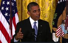 """Obama: Preventing healthcare reform is GOP's """"holy grail"""""""