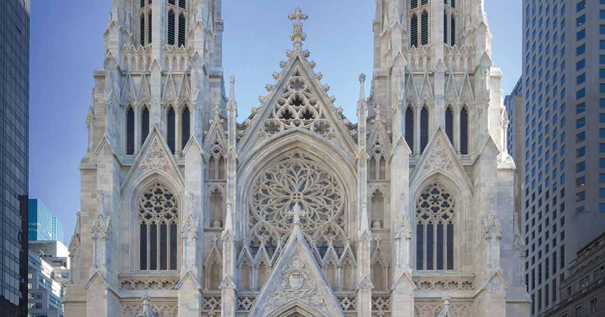 The Restoration Of St Patrick S Cathedral Cbs News