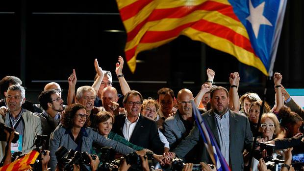 catalonia catalan spain secession artur mas