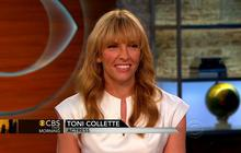 "Toni Collette talks return to television in ""Hostages"""