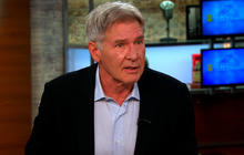 "Harrison Ford on long career and new ""Ender's Game"" film"