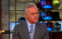 """Scott Pelley on his """"60 Minutes"""" interview with John Kerry"""