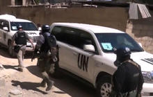 Inside Syria: On the ground with U.N. weapons inspectors
