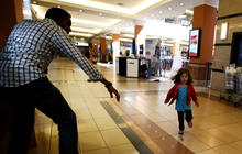 Rescuer's tale of survival from Westgate Mall attack