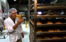 "Starbucks turns to famed baker to ""upgrade"" food"