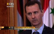 "Assad on potential U.S. strike: ""There will be repercussions"""