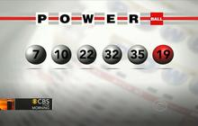 Powerball lotto officials: One winning ticket for $400M jackpot