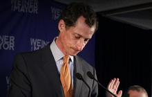 Weiner issues nasty farewell to press after placing fifth in NYC mayoral race