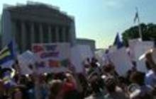Supreme Court makes history with same-sex marriage rulings