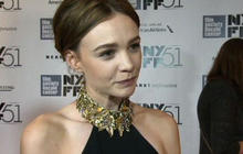 "Carey Mulligan, co-stars talk ""Inside Llewyn Davis"" at NYFF premiere"