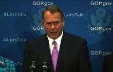"Boehner: Government shutdown is not ""some damn game"""