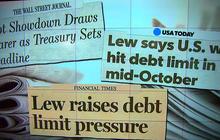 Debt ceiling: Federal showdown on the horizon
