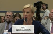Planned Parenthood head testifies before Congress