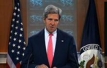 Kerry leaves little doubt U.S. will strike Syria