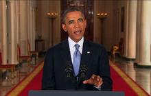"Obama: ""Sickening"" chemical weapons strike changed my mind on Syria"