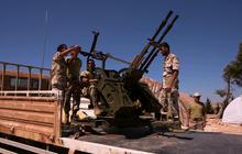 Syrian rebels prepare for U.S. strike