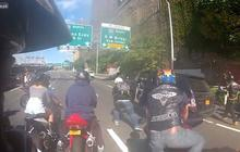 Off-duty cops investigated in NYC road rage incident