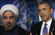 Obama opens the door to diplomacy at the U.N.