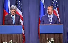 "Syria: Kerry tells Russians ""this is not a game"""