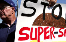 Not-so-happy meal: Fast food workers continue low-wage protests
