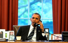 Historic phone call between Obama, Iranian president Rouhani