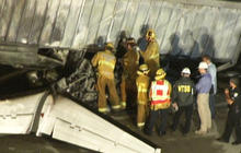 """""""Unsurvivable"""" plane crash at Santa Monica airport"""