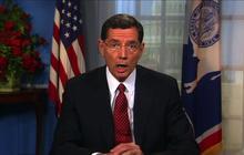 "GOP senator warns of Obamacare ""sticker shock"""