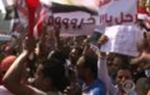 Egyptian president refuses calls to step down