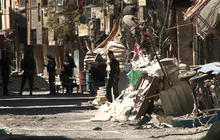 Syrians' concern grows over potential U.S. strikes