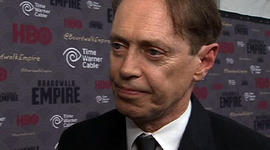 "Steve Buscemi, ""Boardwalk Empire"" co-stars talk season 4"