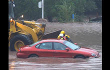 Family believes man swept away in Colo. floods was looking for wife