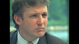 A look back at Donald Trump's debut