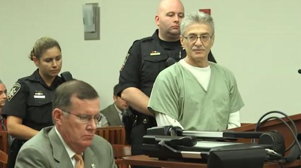 Neulander博士在判刑时向法院提起诉讼。