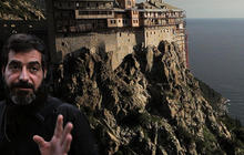 Behind-the-scenes travelogue to holy Mt. Athos