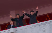 Fighting words from North Korea's dictator on country's anniversary