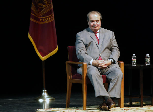 Antonin Scalia 1936-2016