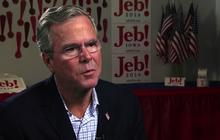 """Jeb Bush: Brother George """"doesn't have to rescue me"""""""