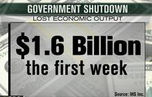 Economic impact: Small businesses hit hardest in shutdown