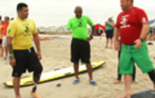 Breezy Point welcomes back wounded warriors