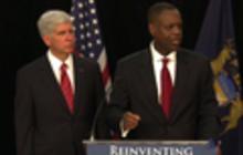 Detroit leaders defend bankruptcy
