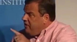 Chris Christie and Rand Paul spar over national security