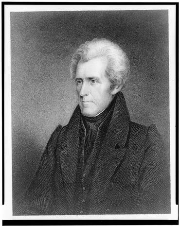Senators who became president - CBS News Andrew Jackson