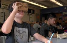 Google helps students take virtual reality field trips