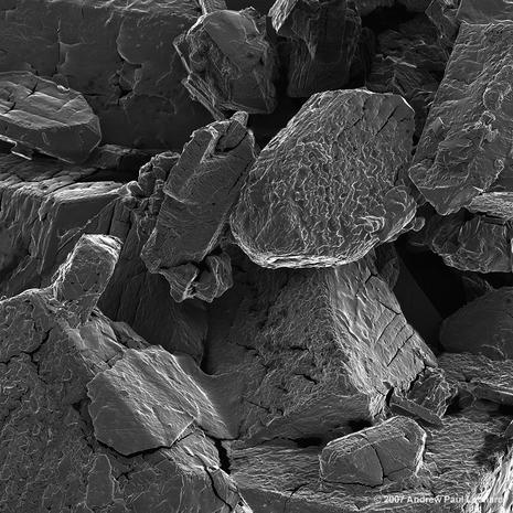Nature's building blocks up close