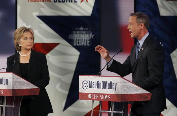 Democratic debate in Iowa - Democratic presidential ...