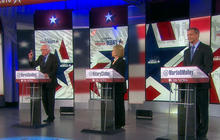 Big moments from the Democratic debate