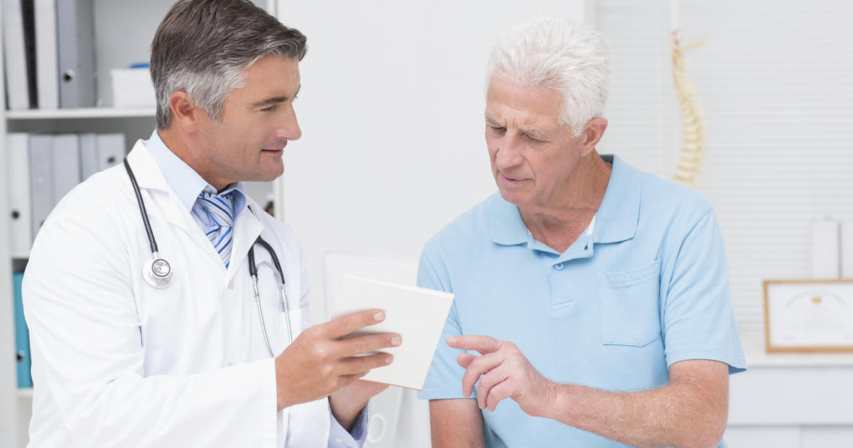more men skip psa screening for prostate cancer   cbs news