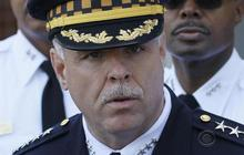 Chicago's top cop dropped